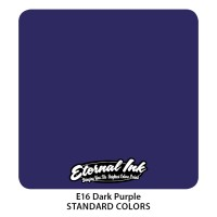 ETERNAL INK-Dark Purple, 30ml