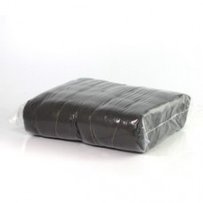 UNIGLOVES-CPE Mattress covers, black