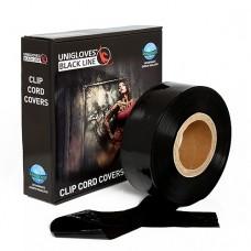 UNIGLOVES-Clip Cord Covers, 365mx5,5cm
