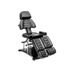 Tattoo chair 833, black
