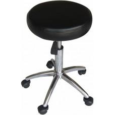Tattoo work chair, black